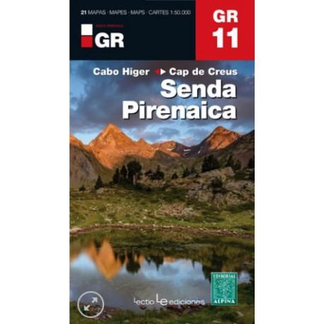 GR 11 Senda Pirenaica Alpina