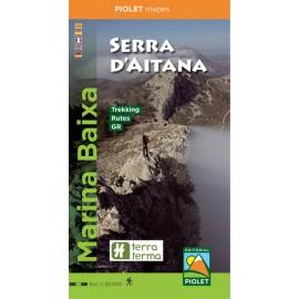 Marina Baixa - Serra D'Aitana Editorial Pilolet