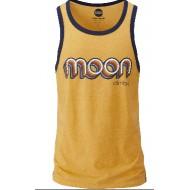 Retro Ringer Vest Moon