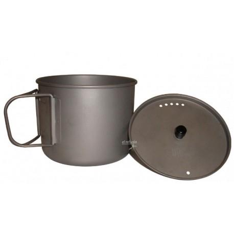 Titanium Ti-Lite Mug 900 Vargo
