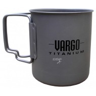 Titanium Travel Mug 450 Vargo