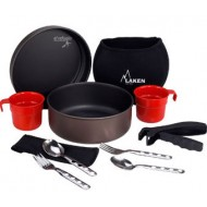 Aluminium Non Stick Cooking Set 20 cm Laken