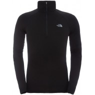 Warm Long Sleeve Zip Neck The North Face