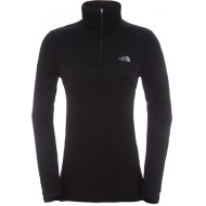Warm Long Sleeve Zip Neck Women The North Face