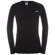 Warm Long Sleeve Crew Neck Women The North Face