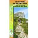 Les Valls de la Marina Alta: Parc Natural de la Marjal de Pego-Oliva Editorial Piolet