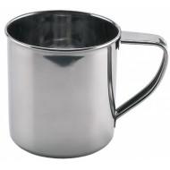 Taza de acero inoxidable 400 ml Laken