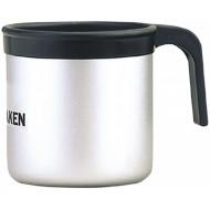 Aluminium non-stick mug 0,4L Laken
