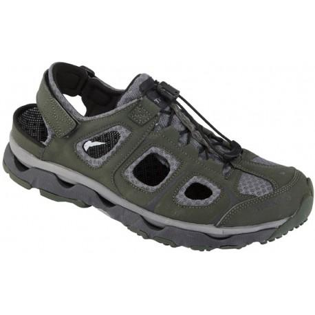 KIDS TRESPASS RAFFIKI FOOTWEAR MALE BOOT BLACK UK 3