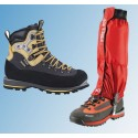Footwear & Gaiters