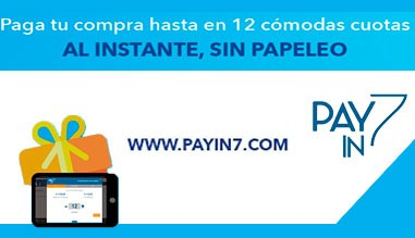 pay 7 in